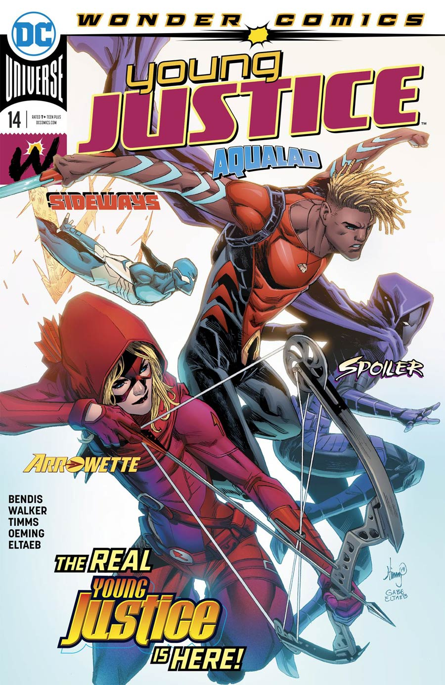 Young Justice #14 (2020)
