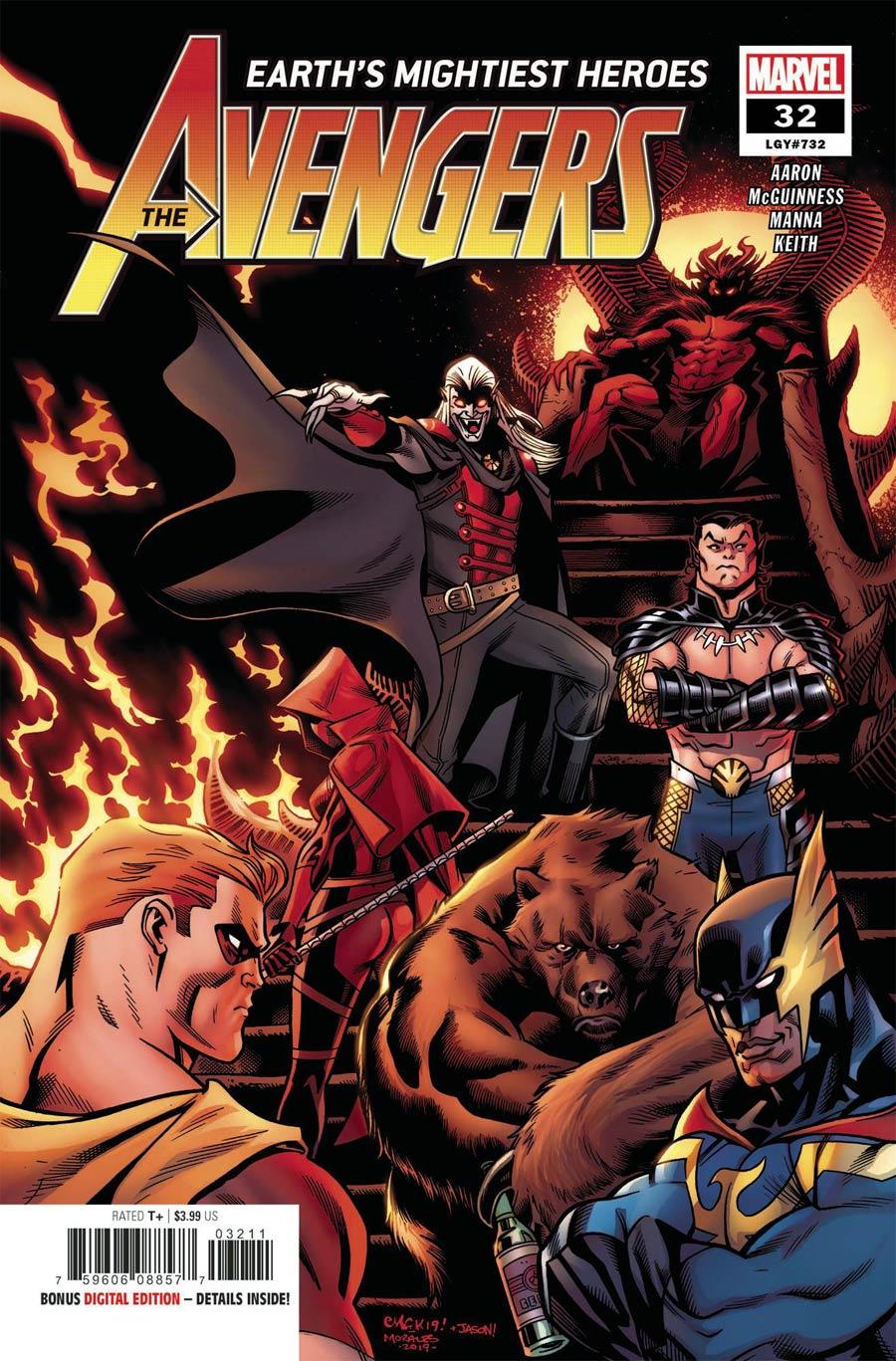 Avengers: Earth's Mightiest Heroes #32 (2020)