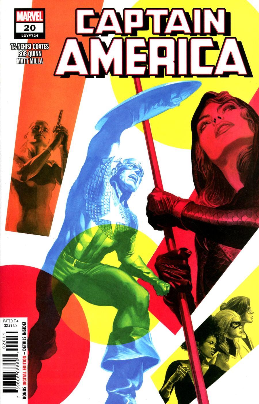 Captain America #20 (2020)