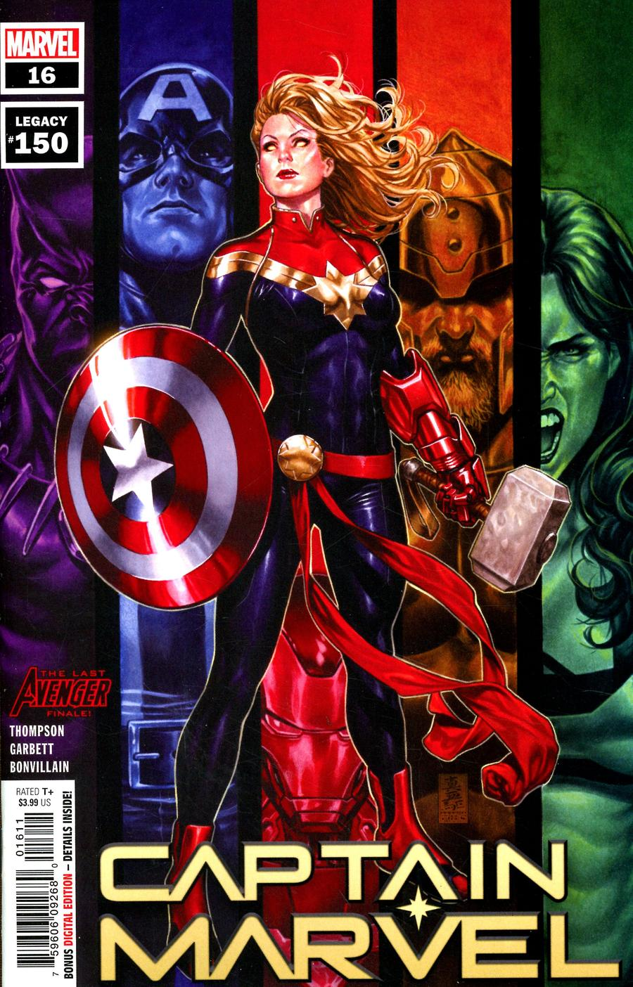 Captain Marvel #16 (2020)