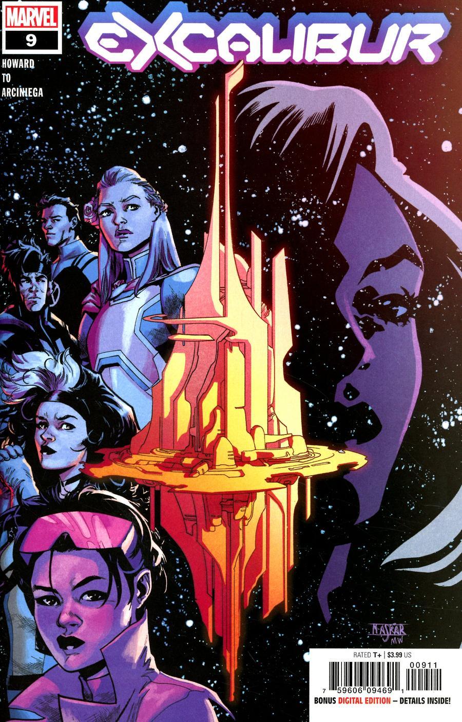 Excalibur #9 (2020)