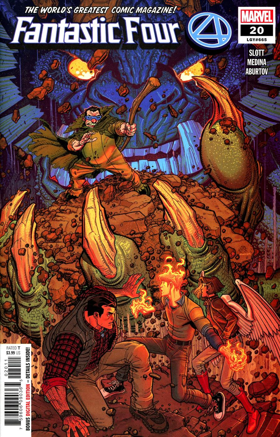 Fantastic Four #20 (2020)