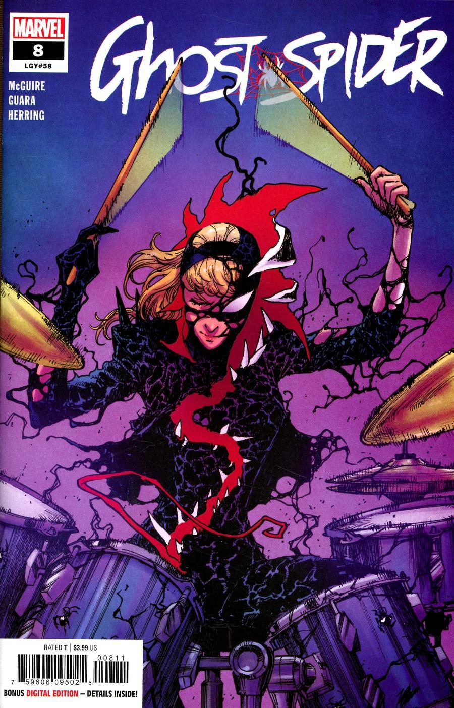 Ghost-Spider #8 (2020)