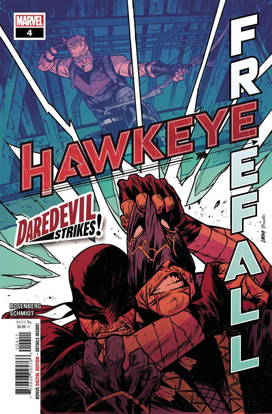 Hawkeye: Freefall #4 (2020)