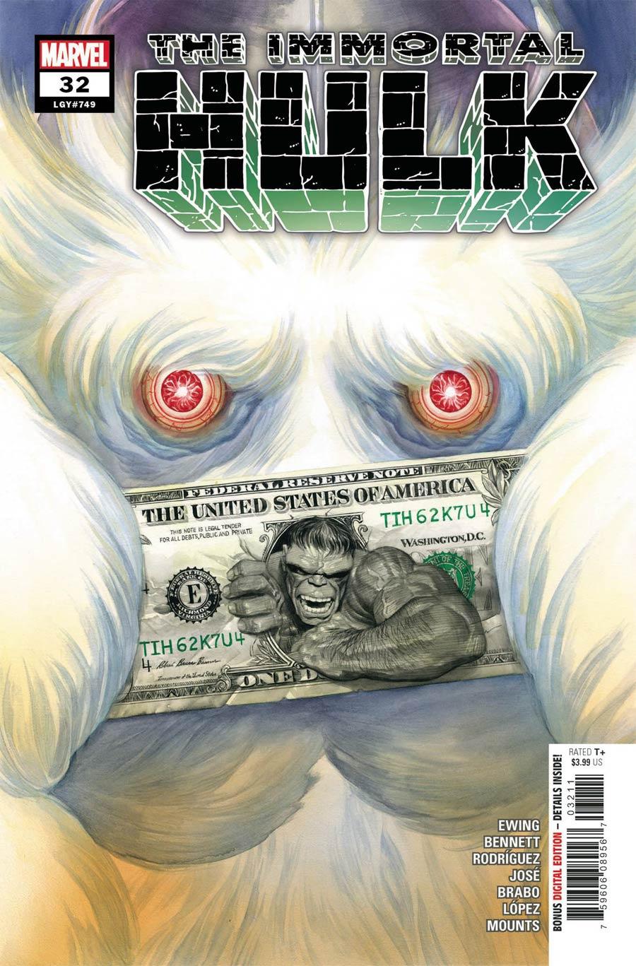 The Immortal Hulk #32 (2020)