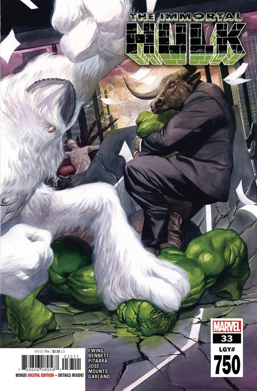 The Immortal Hulk #33 (2020)