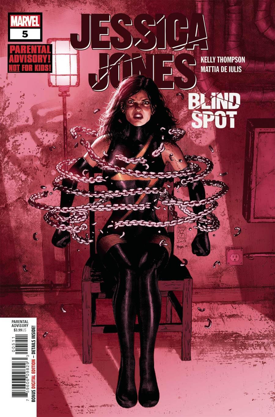 Jessica Jones: Blind Spot #5 (2020)