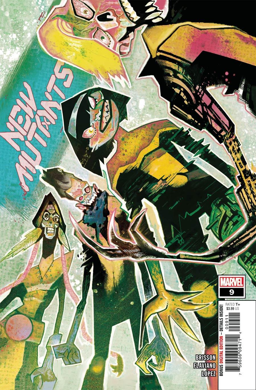 New Mutants #9 (2020)