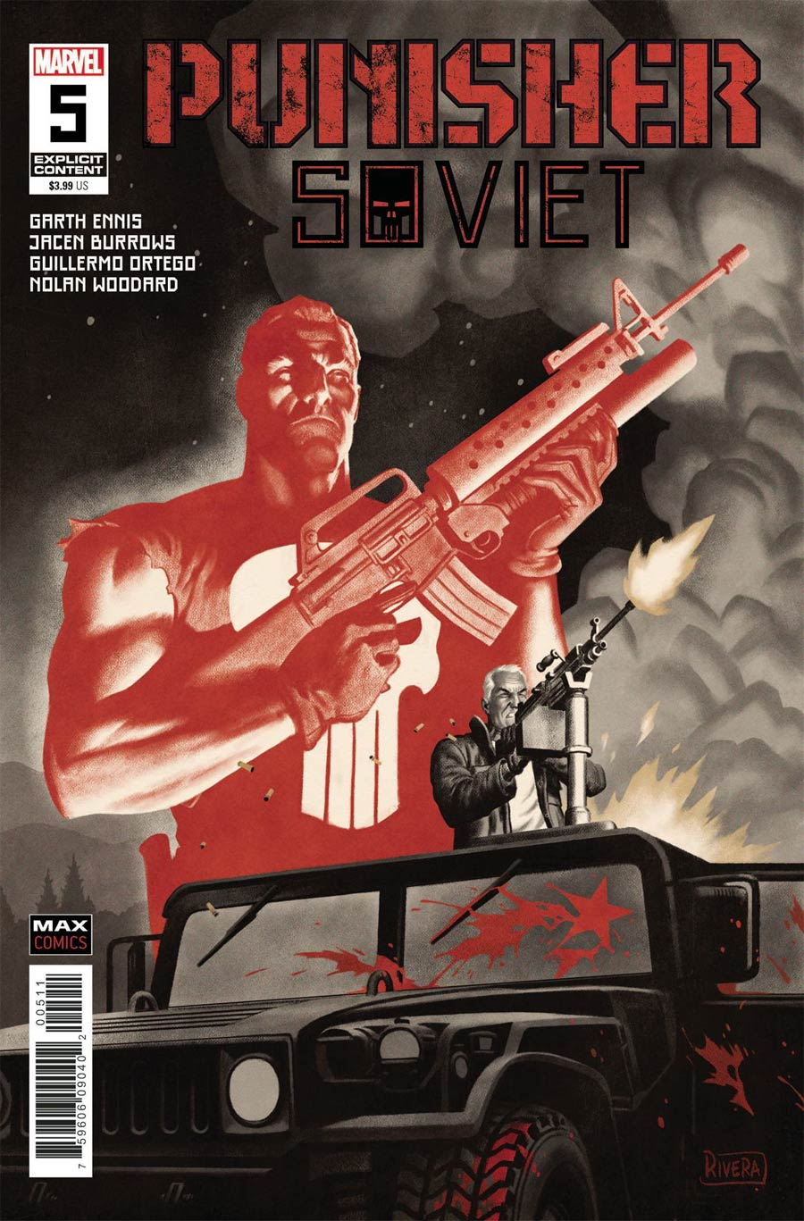 Punisher: Soviet #5 (2020)