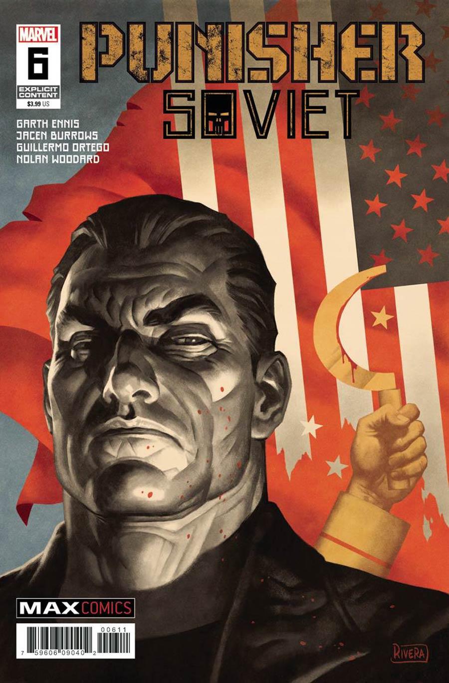 Punisher: Soviet #6 (2020)