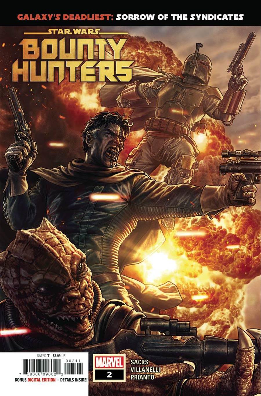 Star Wars: Bounty Hunters #2 (2020)