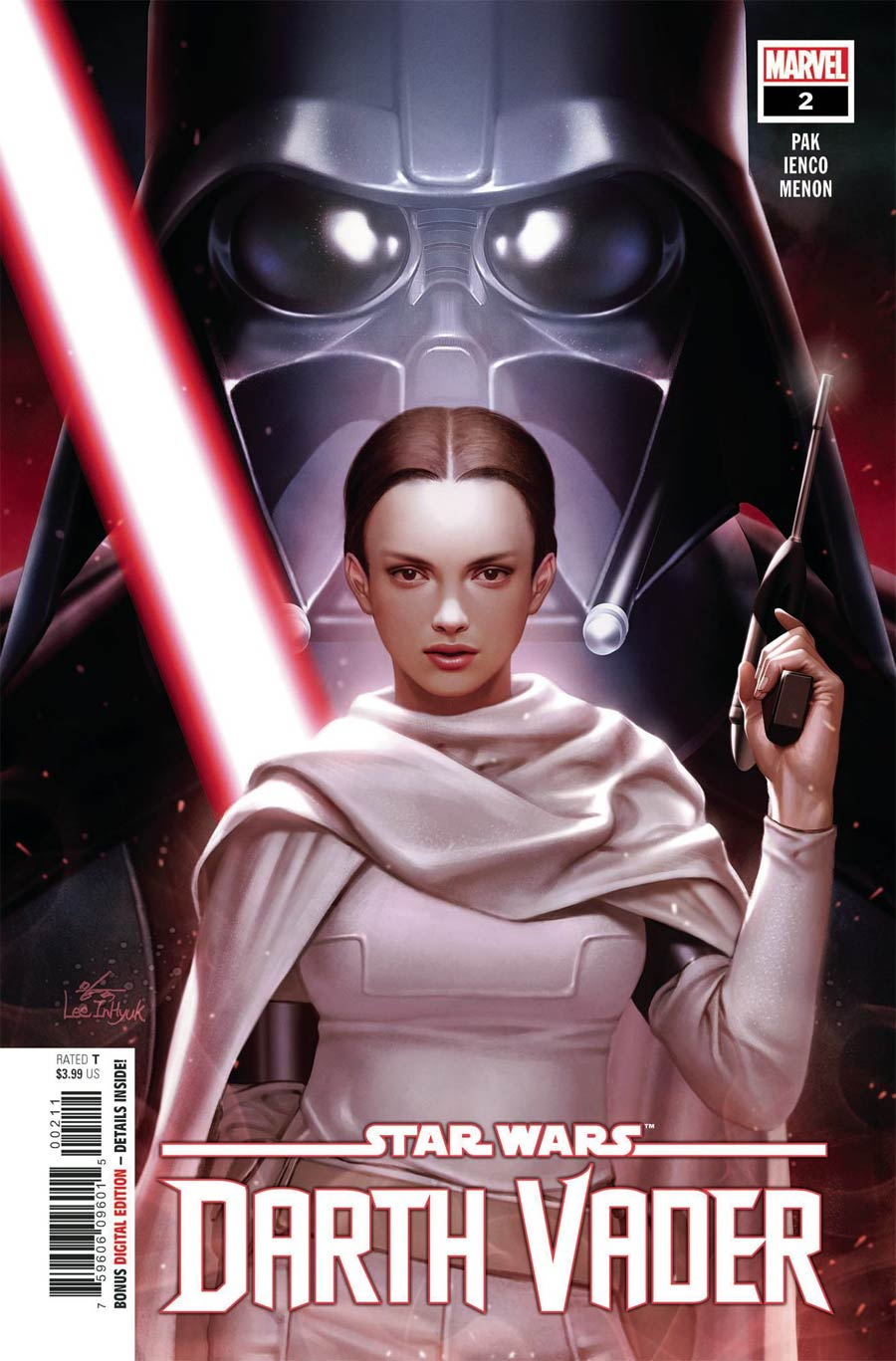 Star Wars: Darth Vader #2 (2020)
