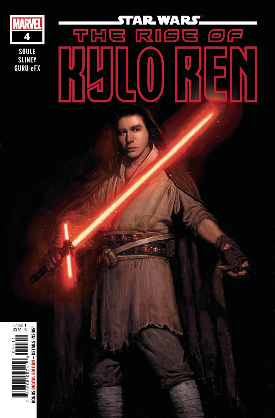 Star Wars: The Rise of Kylo Ren #4 (2020)