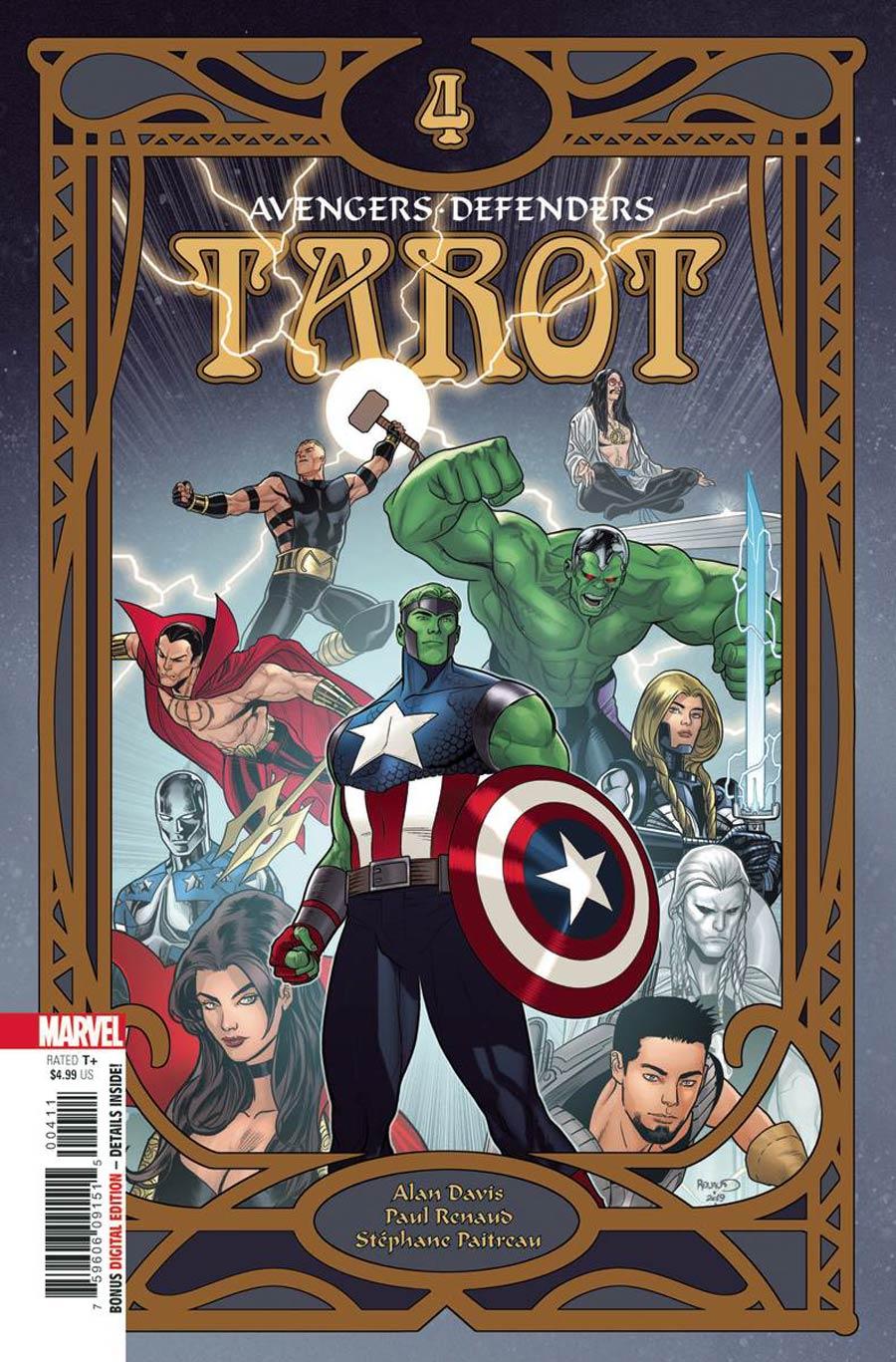 Tarot #4 (2020)