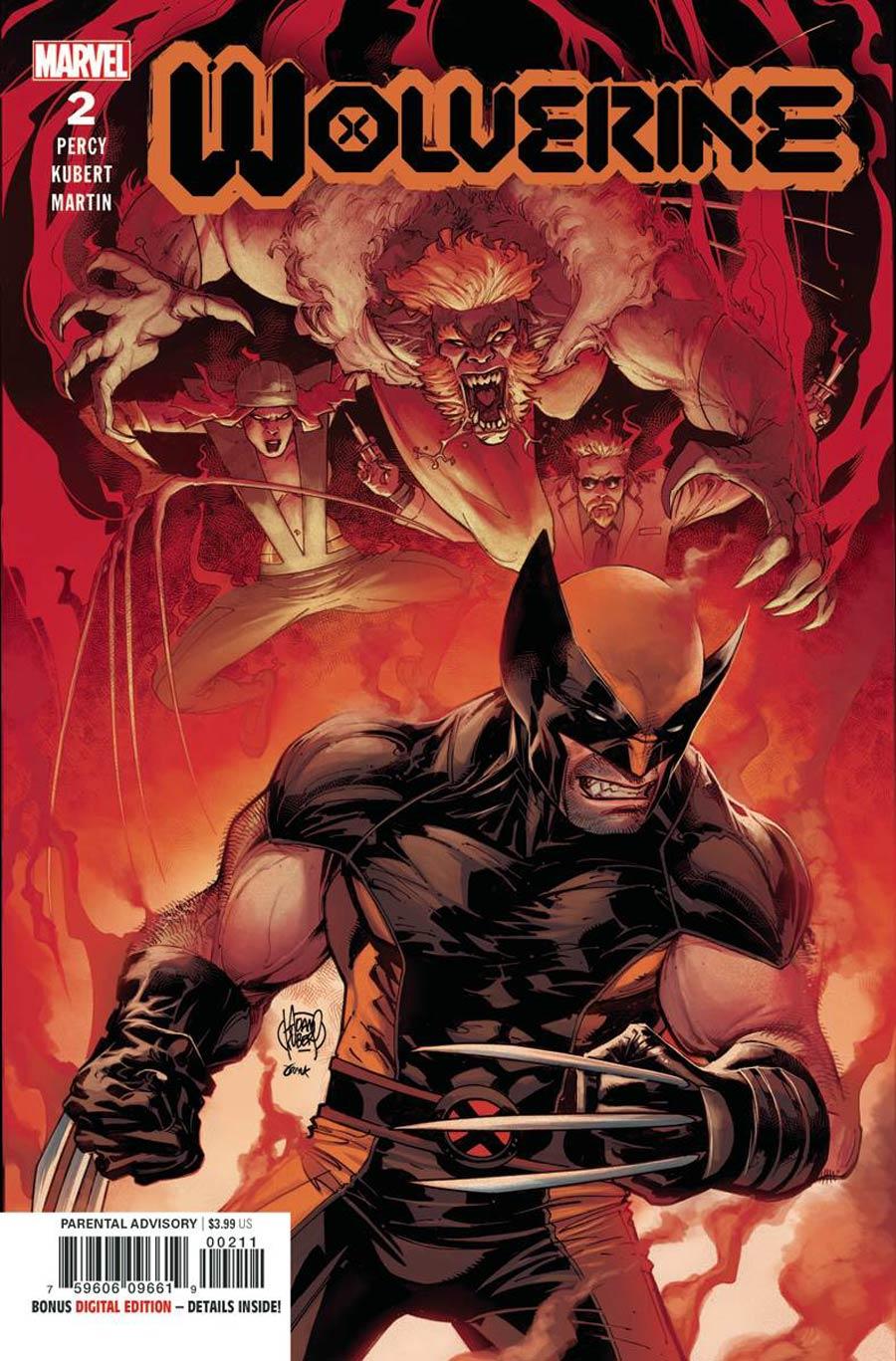 Wolverine #2 (2020)