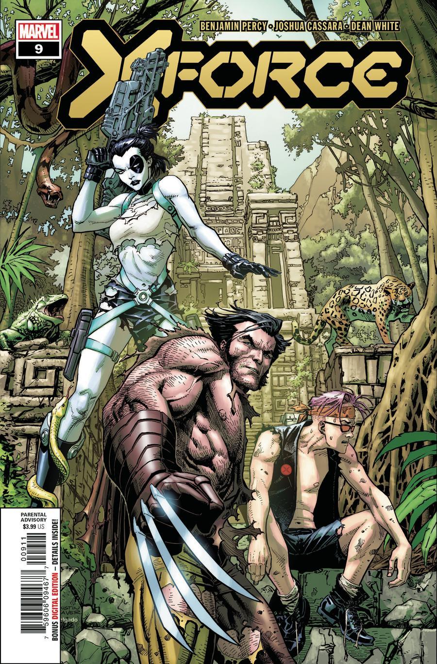 X-Force #9 (2020)