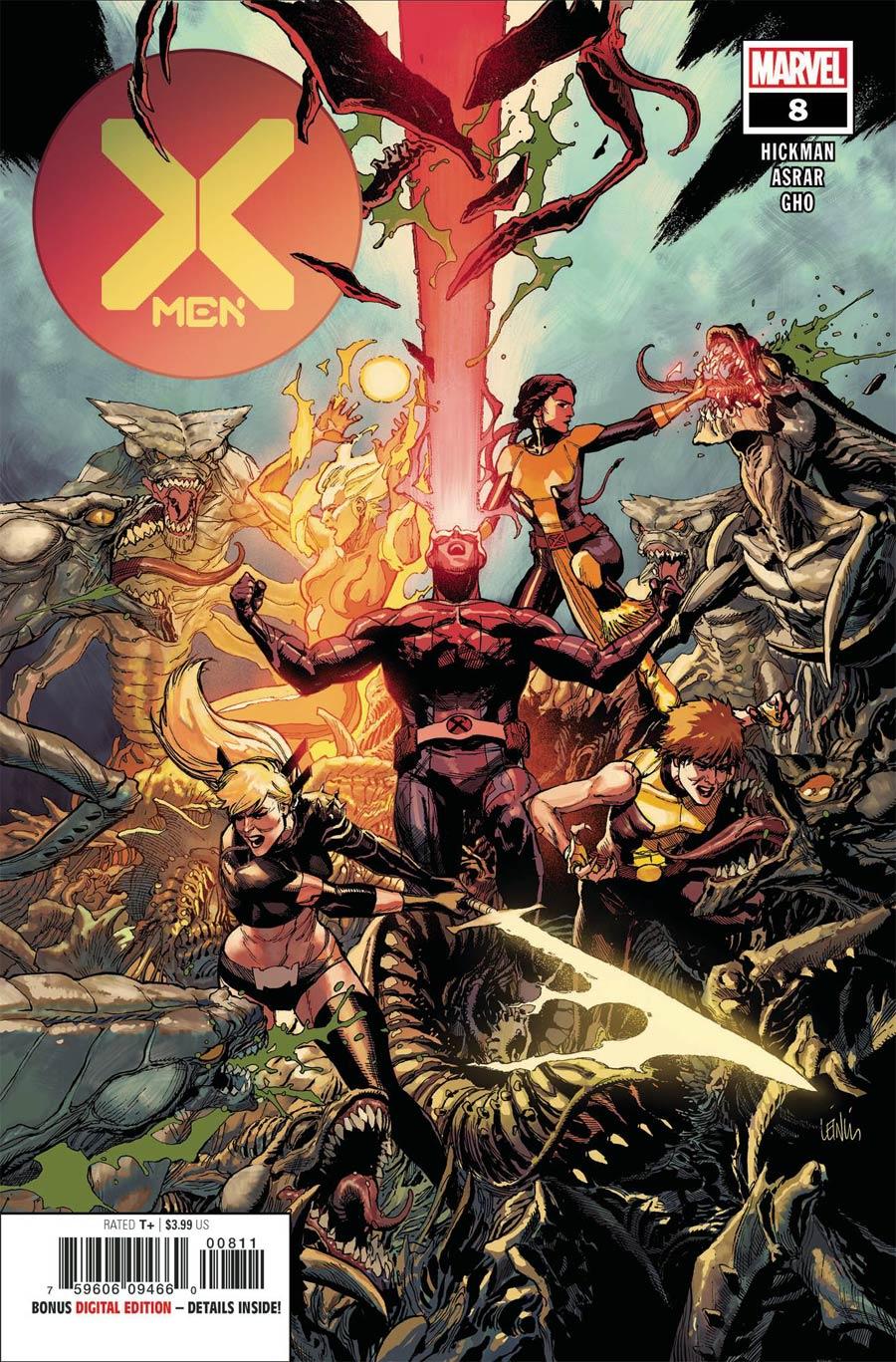 X-Men #8 (2020)