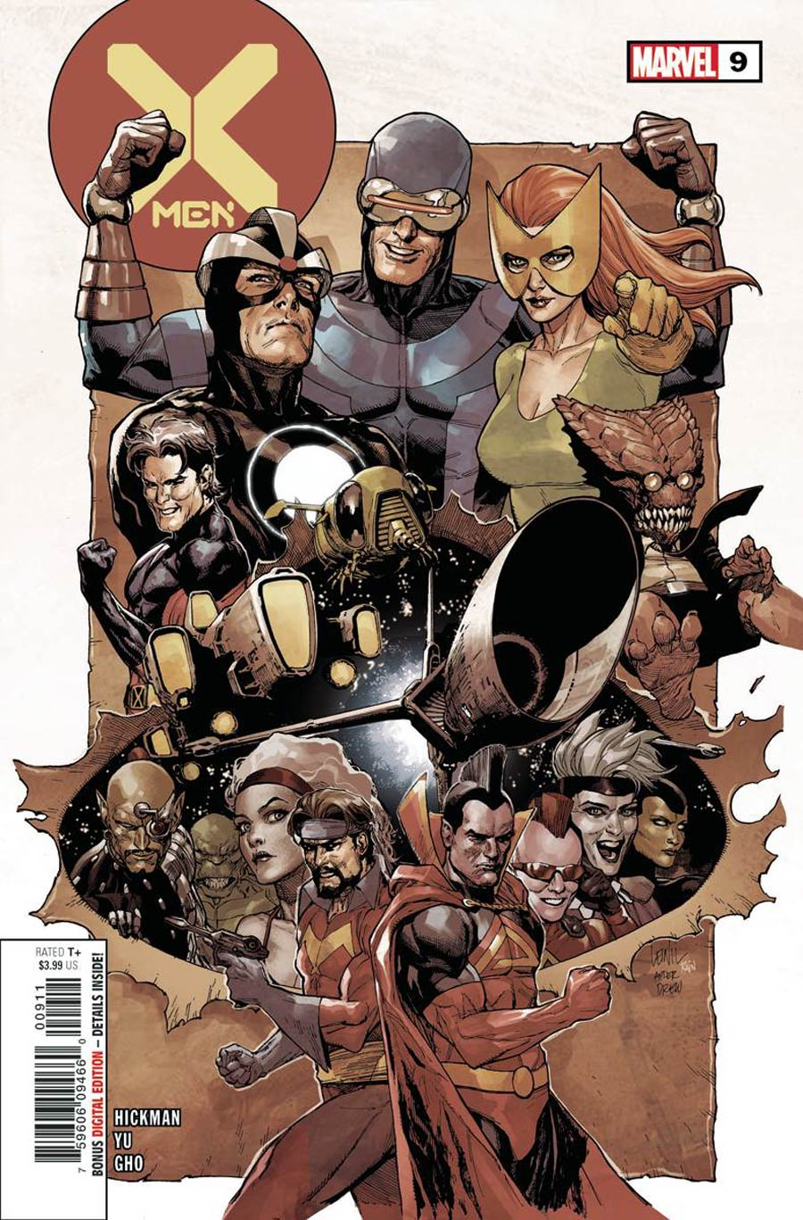 X-Men #9 (2020)