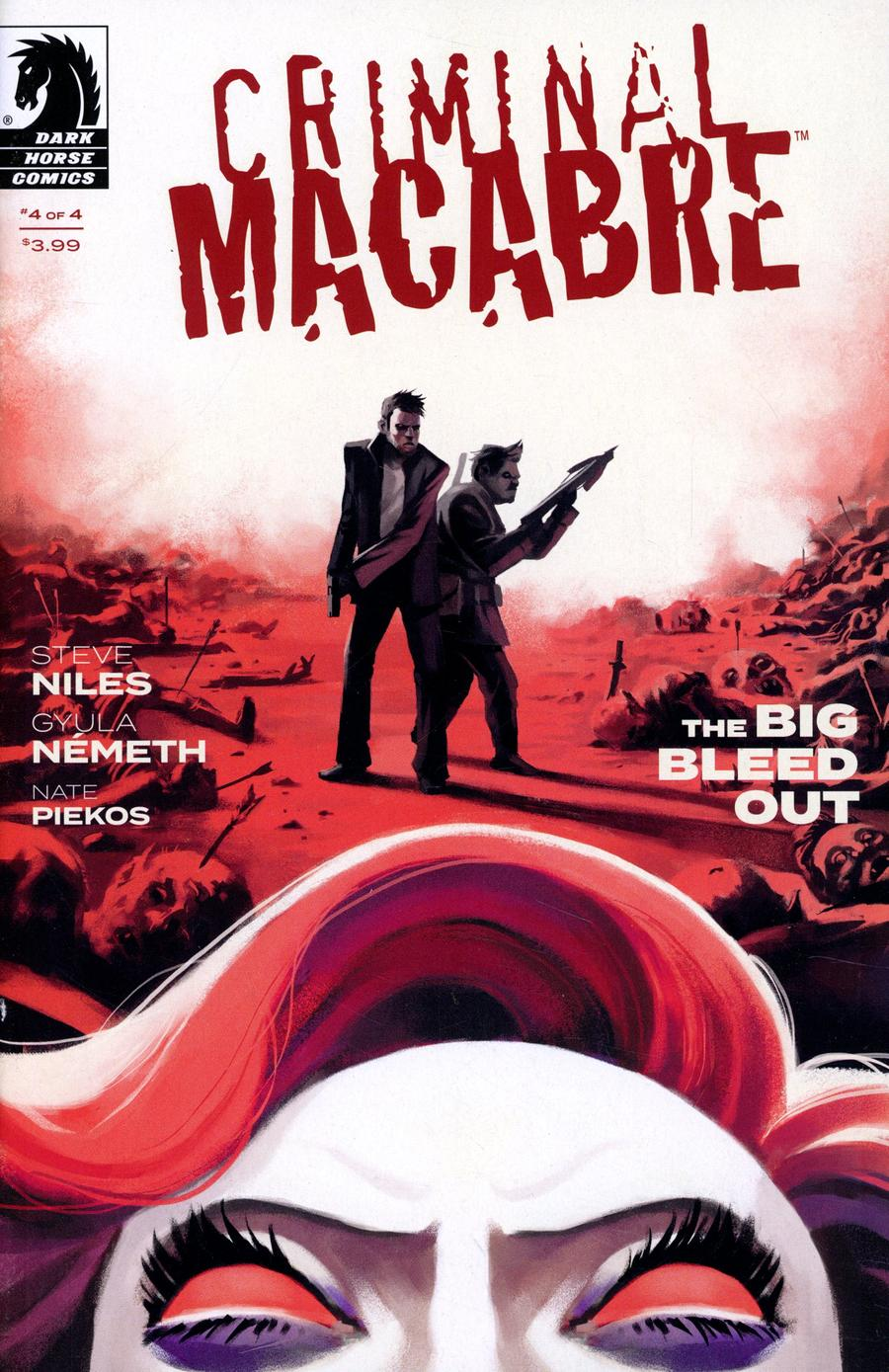 Criminal Macabre: The Big Bleed Out #4 (2020)