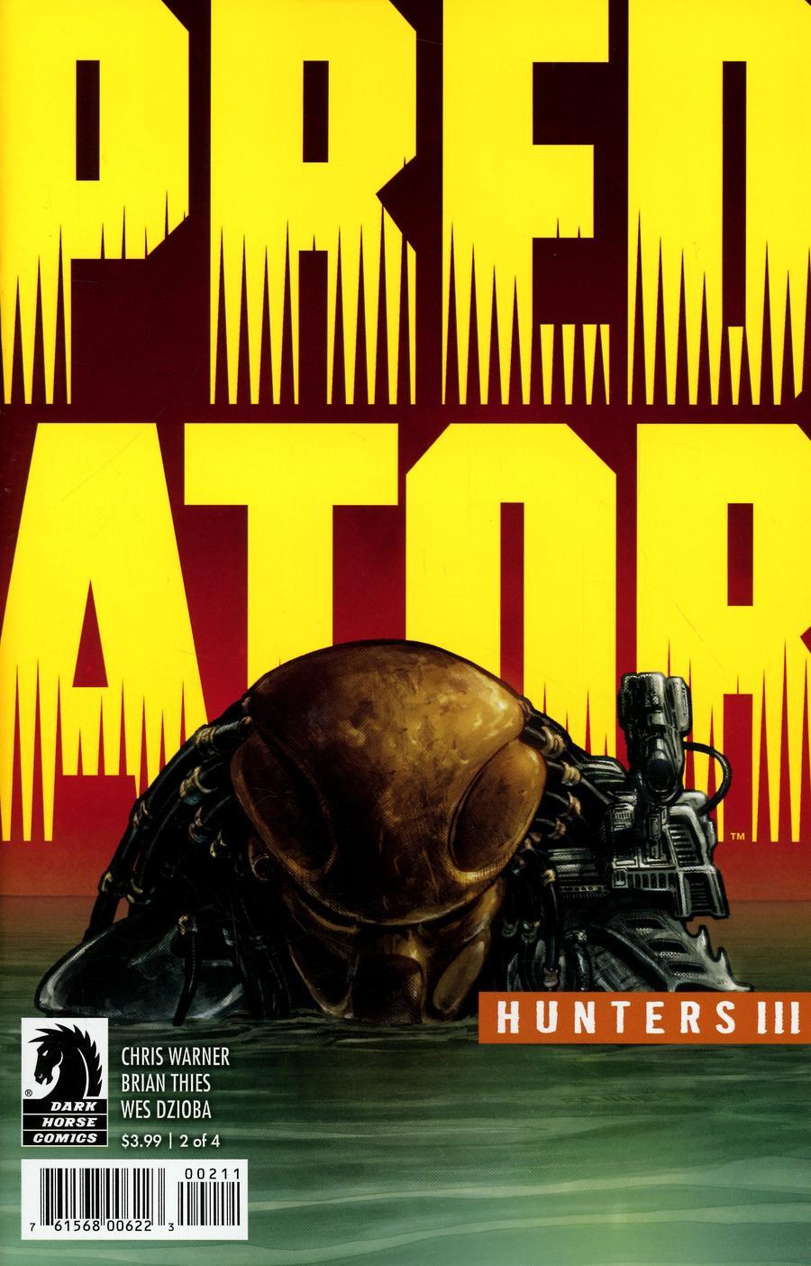 Predator: Hunters III #2 (2020)