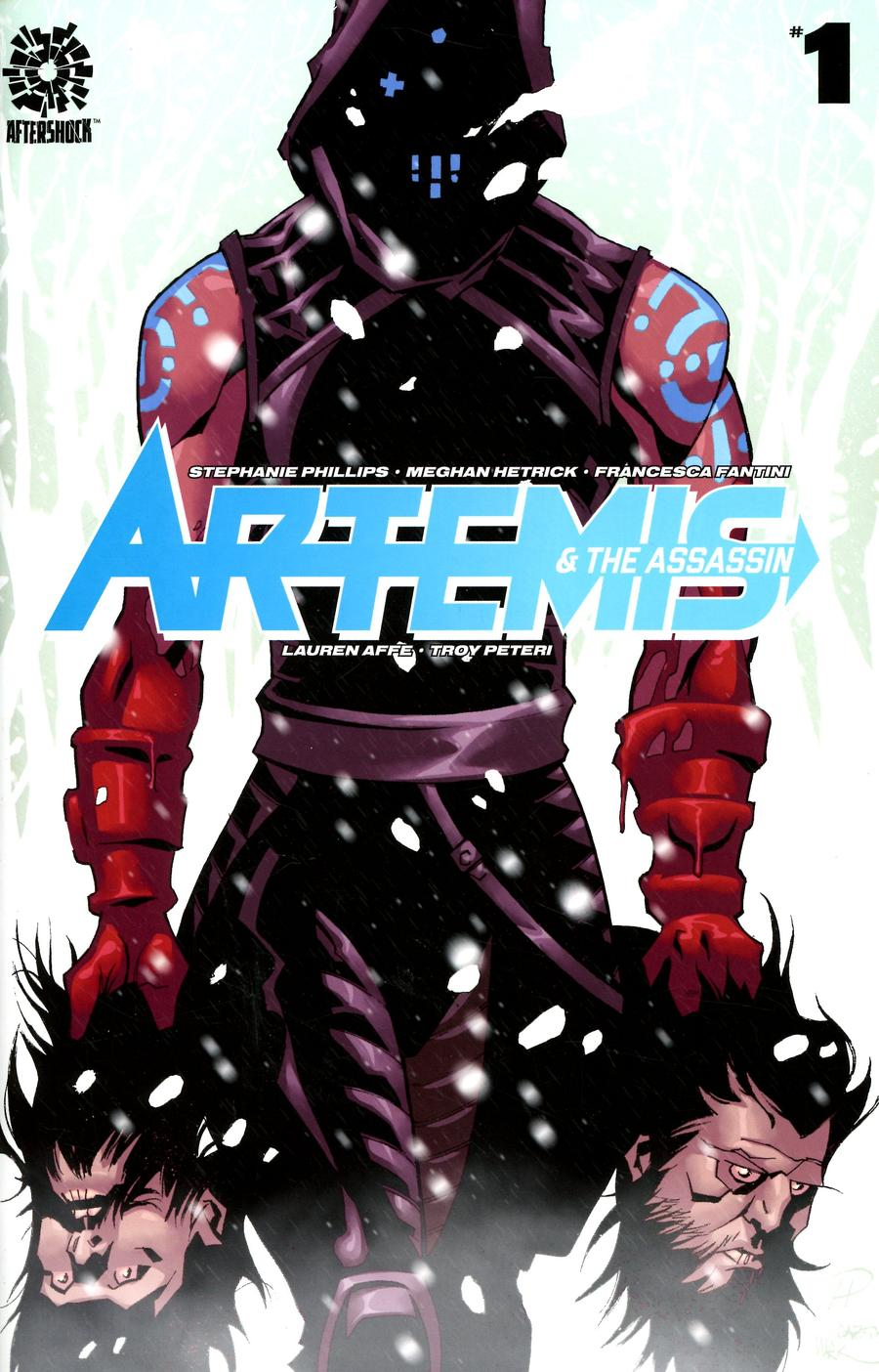 Artemis and the Assassin #1 (2020)