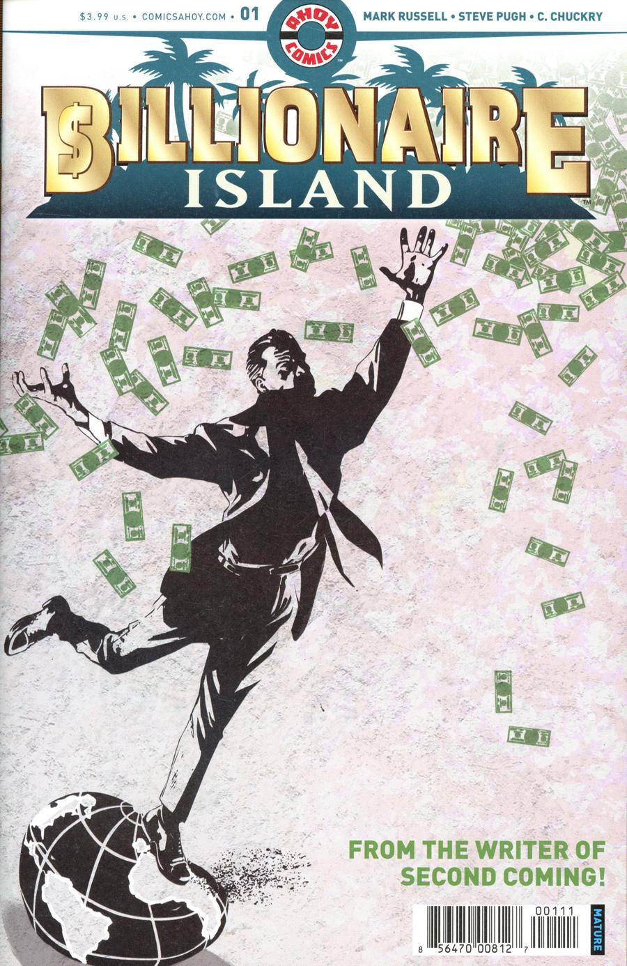 Billionaire Island #1 (2020)