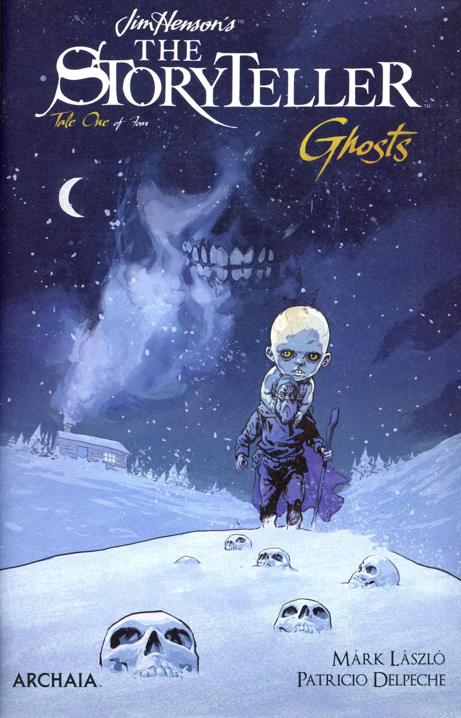 Jim Henson's Storyteller: Ghosts #1 (2020)