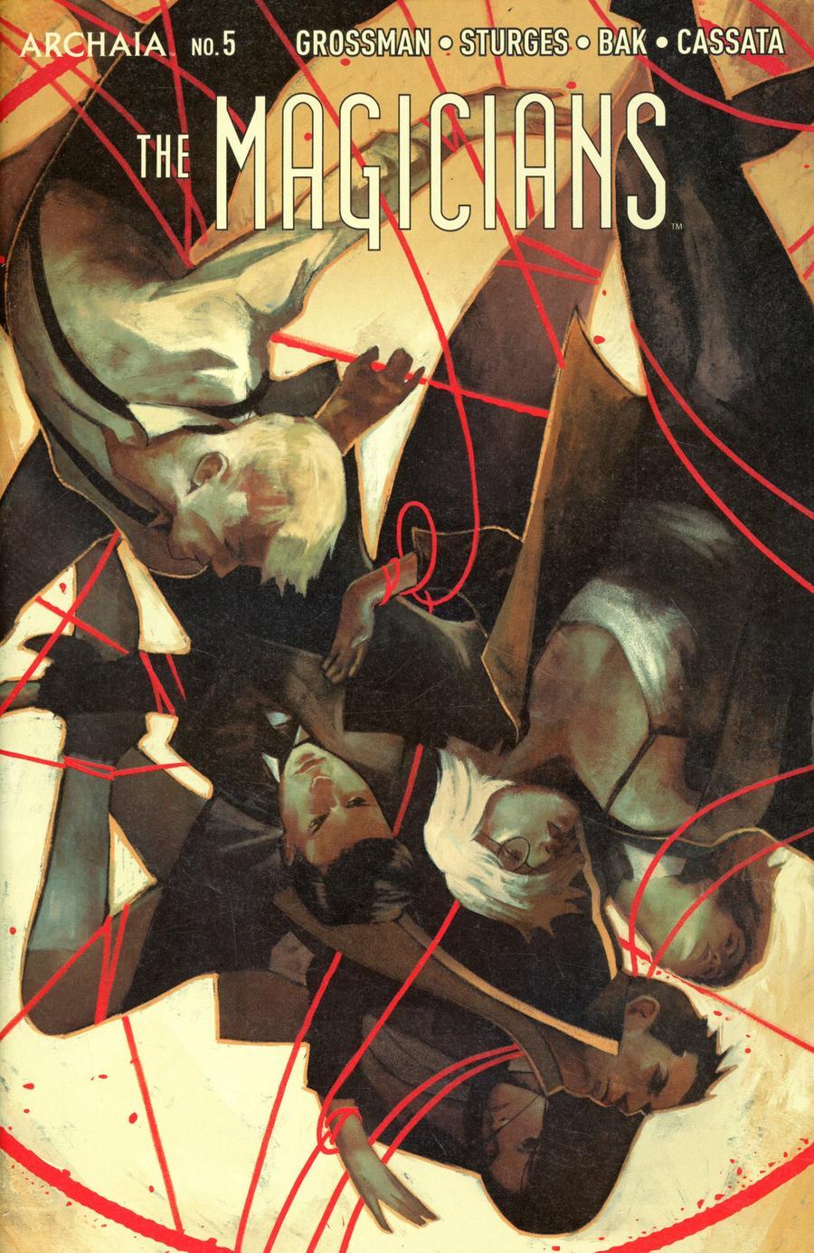 The Magicians #5 (2020)