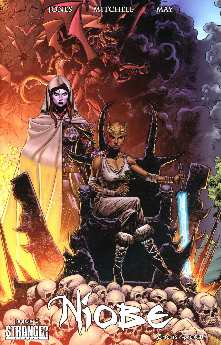Niobe: She Is Death #3 (2020)