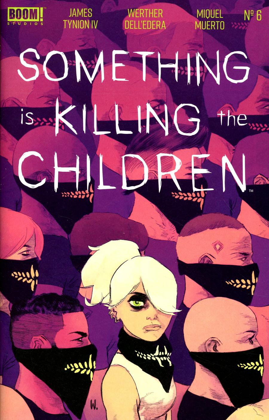 Something Is Killing The Children #6 (2020)