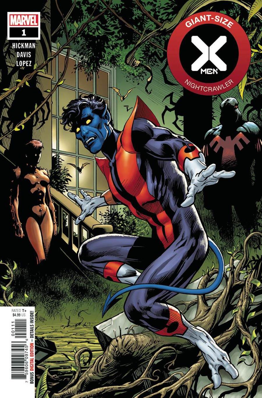 X-Men: Giant-Size - Magneto #1 (2020)