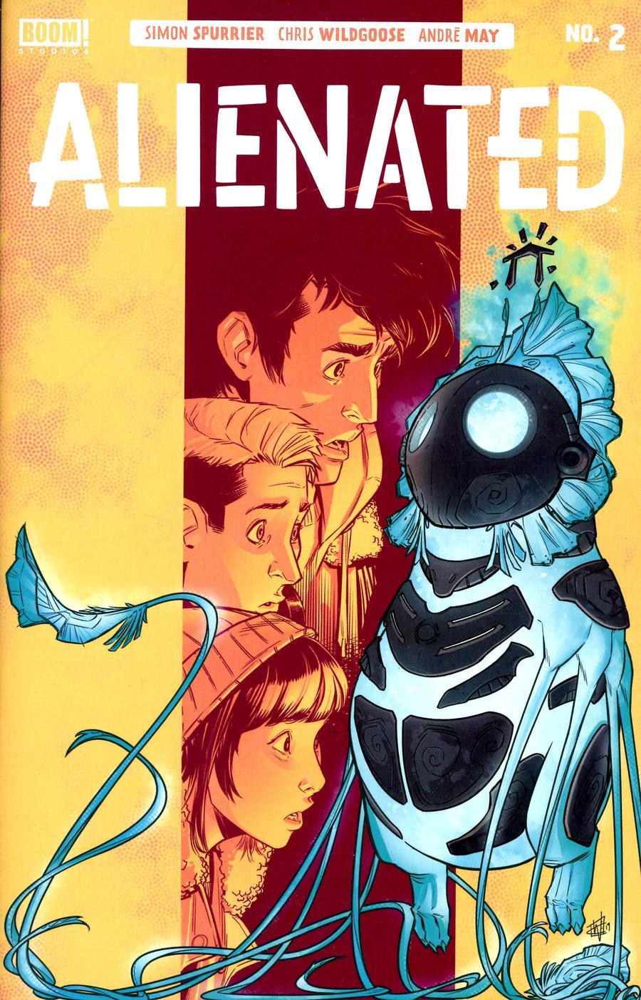 Alienated #2 (2020)