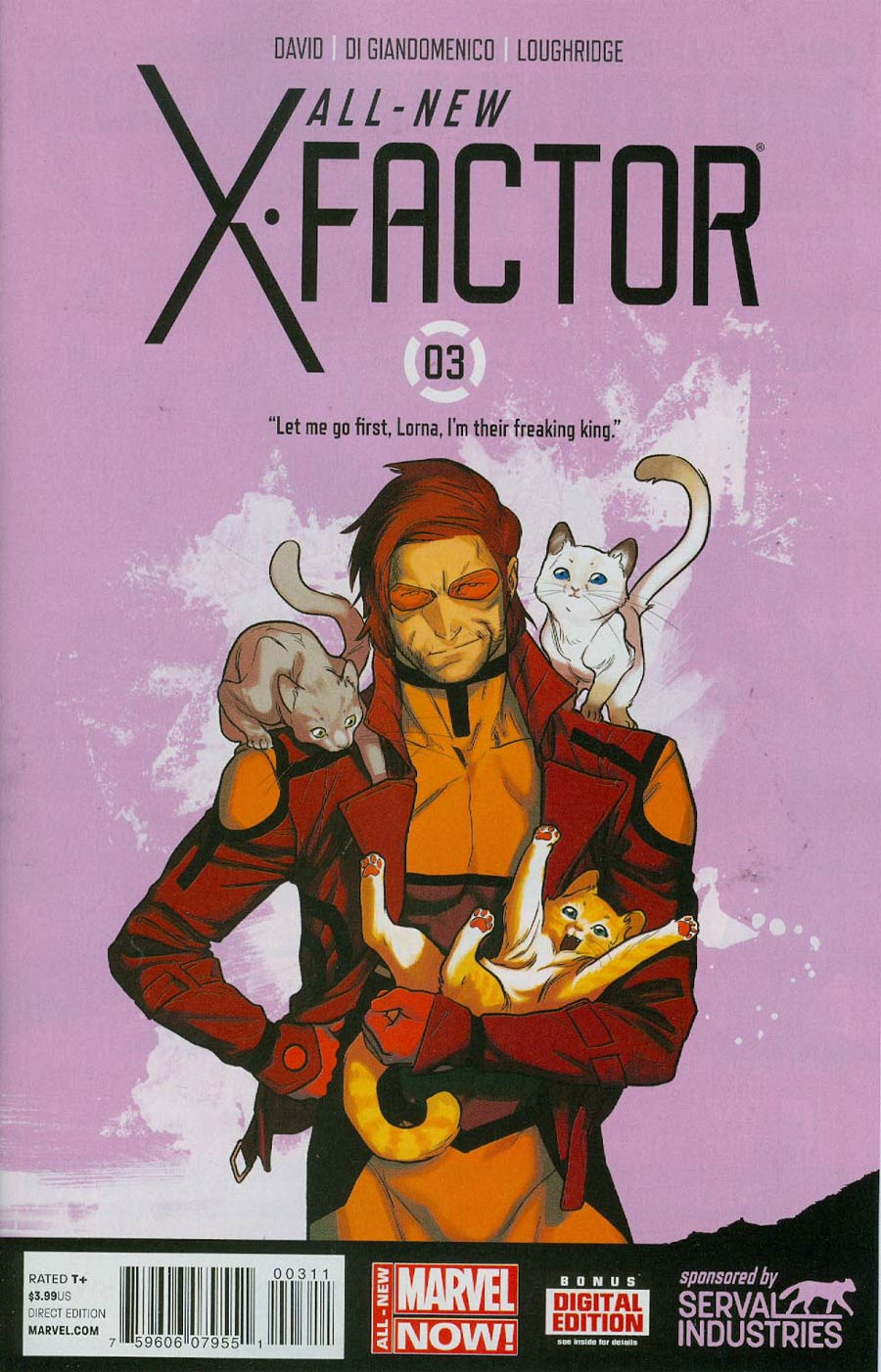All-New X-Factor #3 (2014)