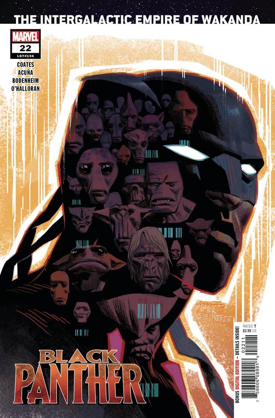 Black Panther #22 (2020)