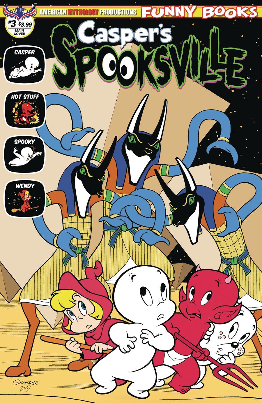 Casper's Spooksville #3 (2020)