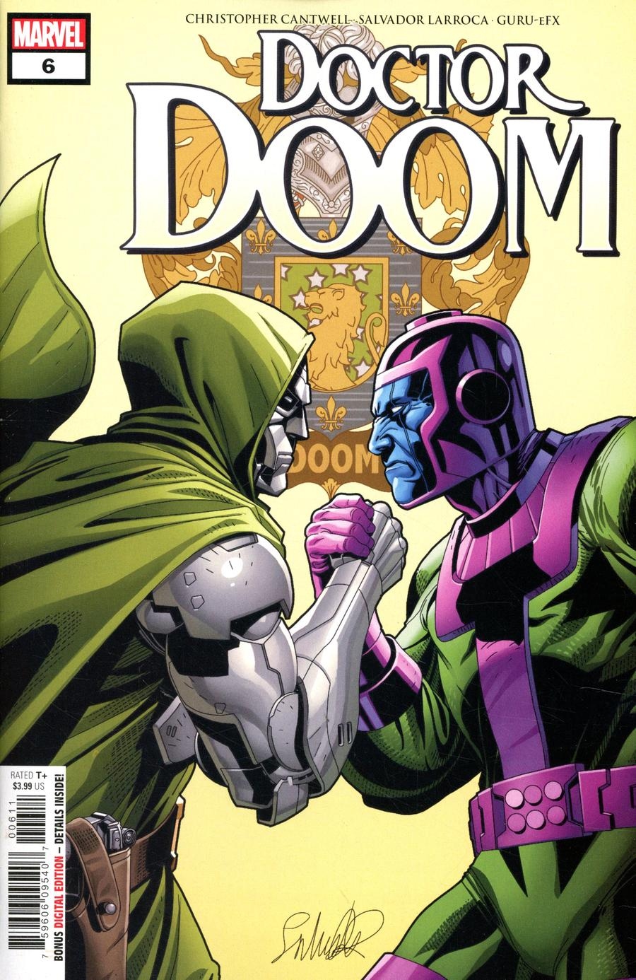 Doctor Doom #6 (2020)