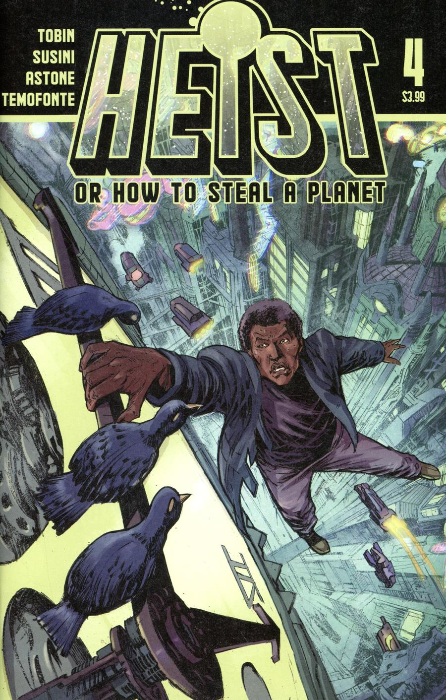 Heist: How To Steal A Planet #4 (2020)