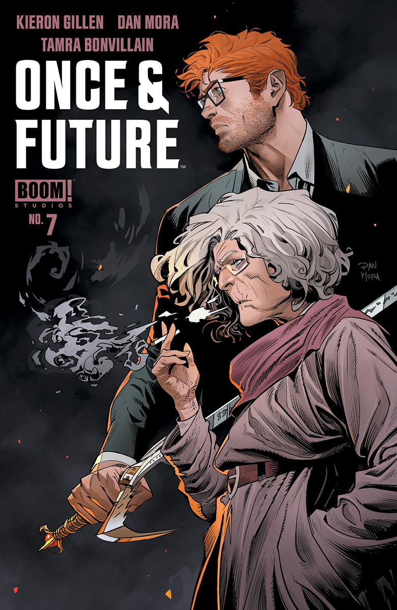 Once & Future #7 (2020)