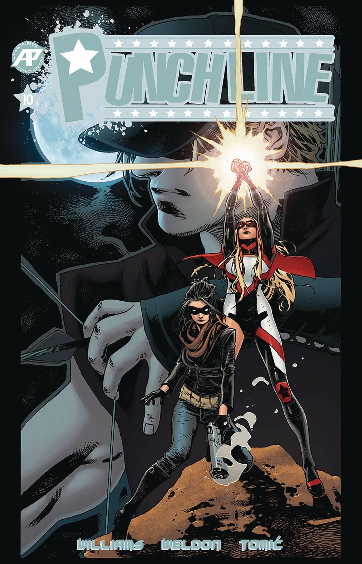 Punchline #10 (2020)