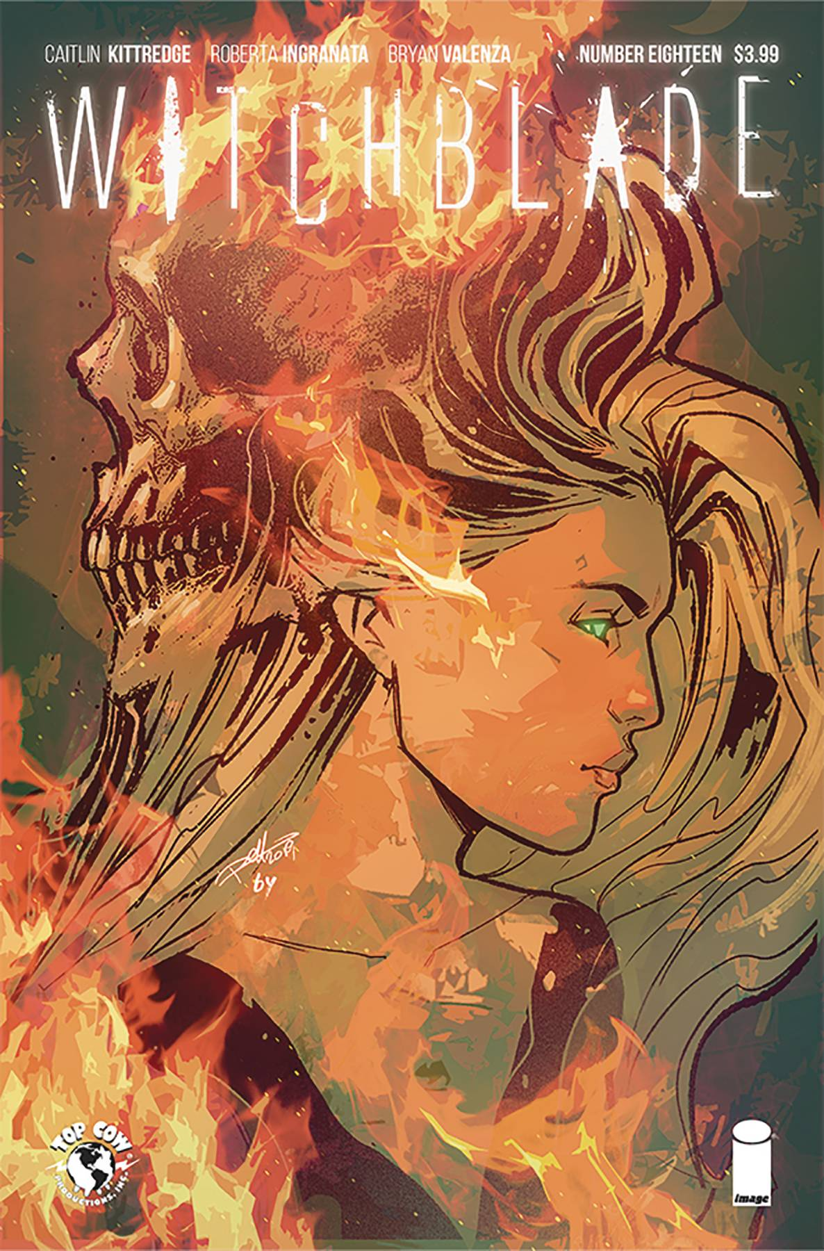 Witchblade #18 (2020)