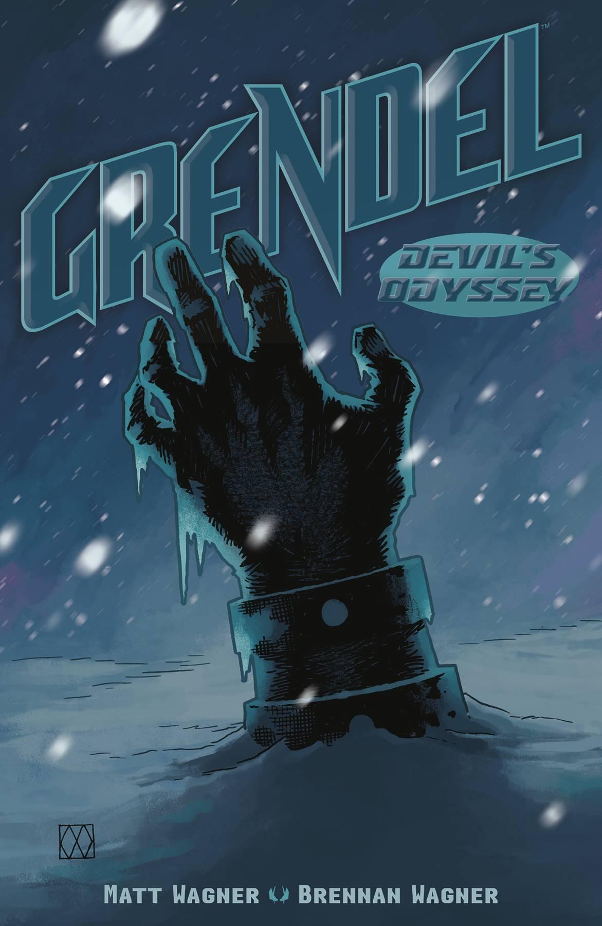 Grendel: Devil's Odyssey #4 (2020)