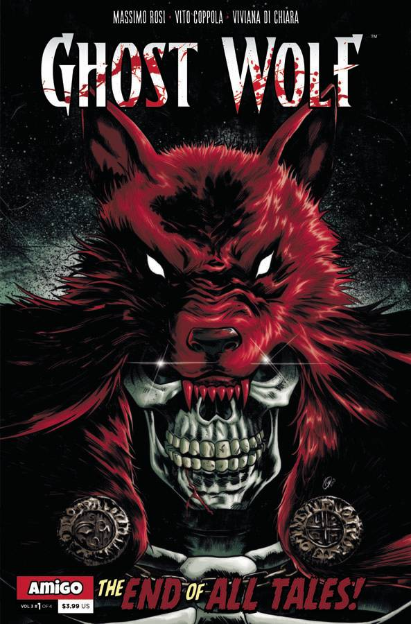 Ghost Wolf Vol 3 End Of All Tales #1 (2020)