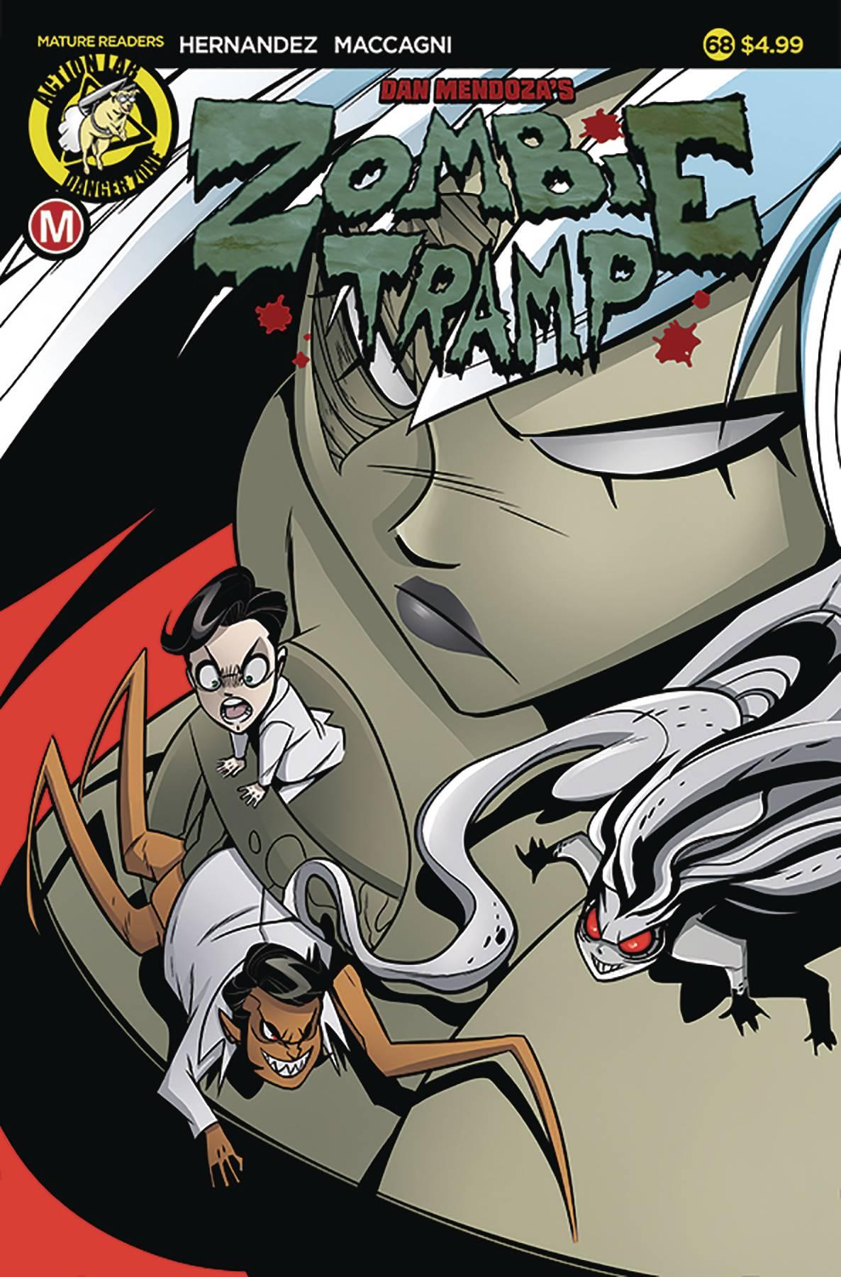 Zombie Tramp #68 (2020)