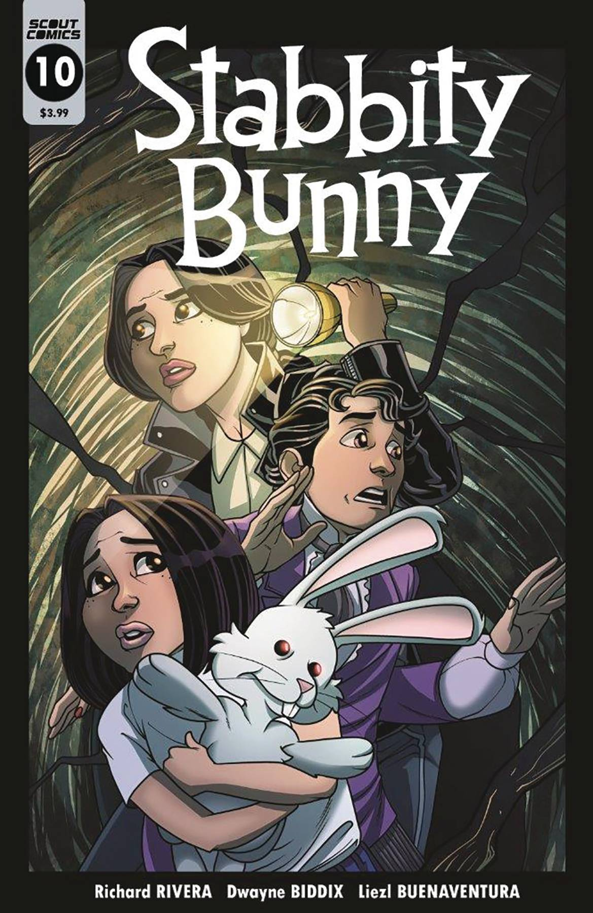 Stabbity Bunny #10 (2020)
