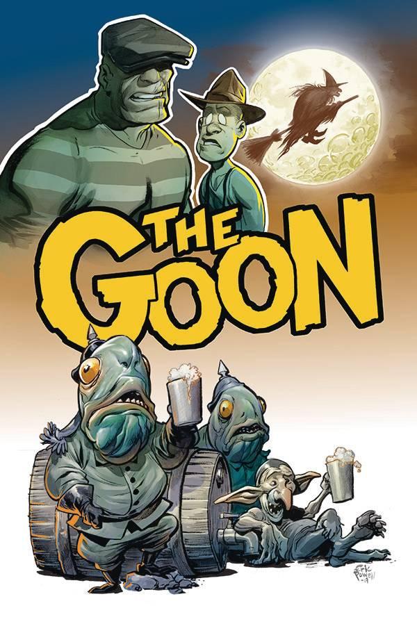 The Goon #9 (2020)