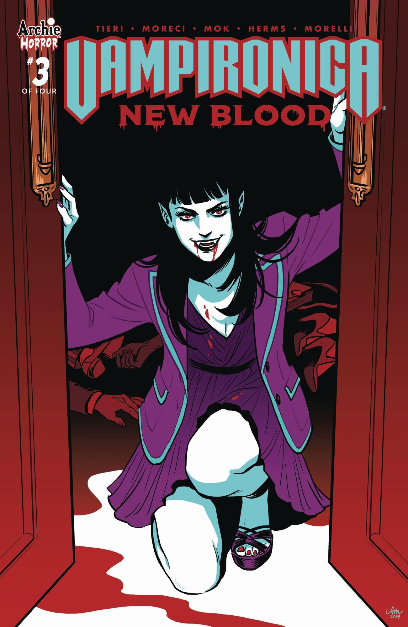 Vampironica: New Blood #3 (2020)