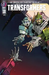 Transformers #18 (2020)