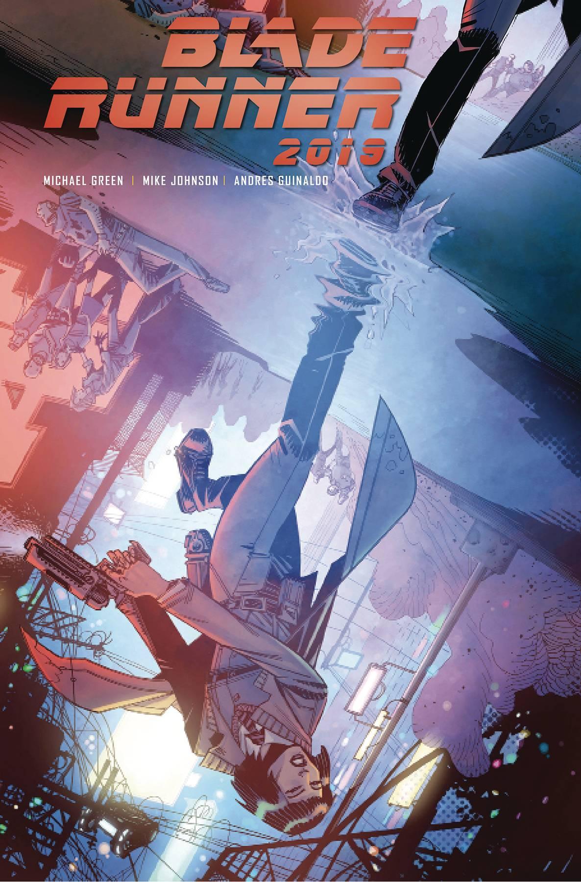Blade Runner 2019 #7 (2020)