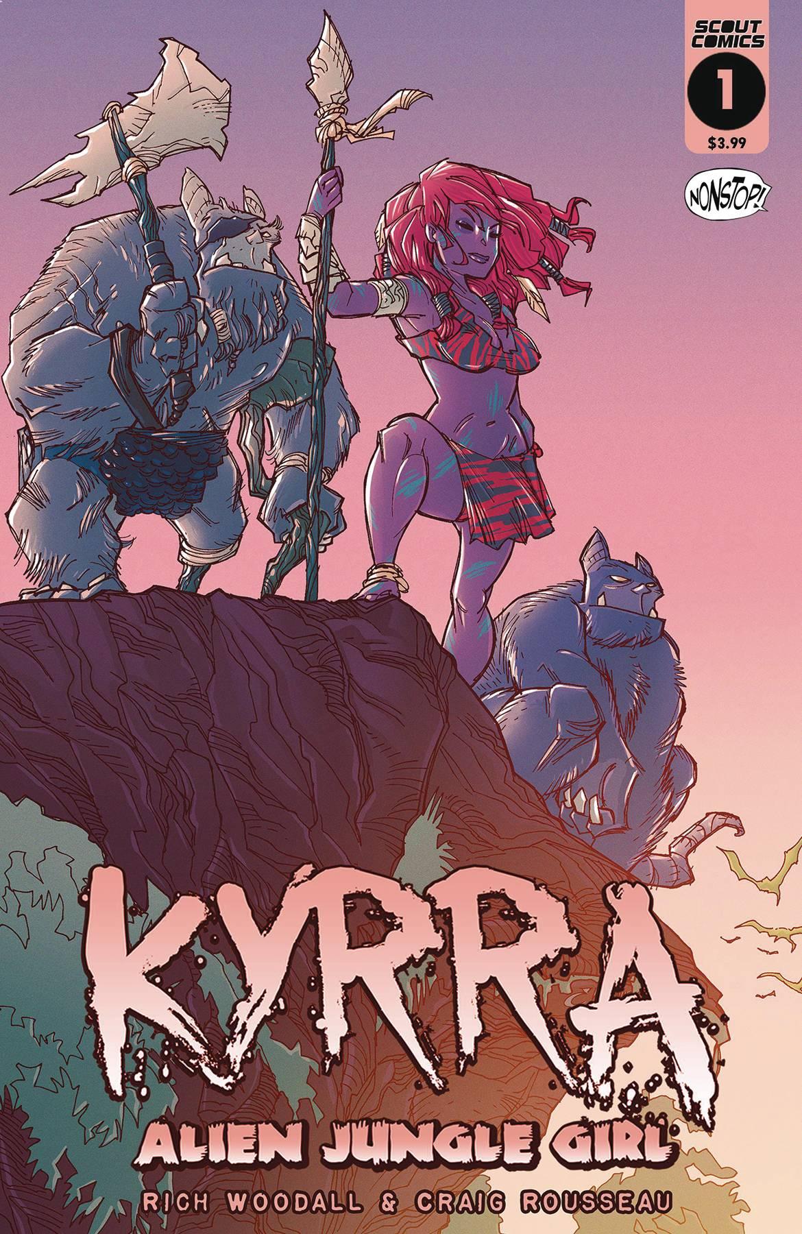 Kyrra: Alien Jungle Girl #1 (2020)