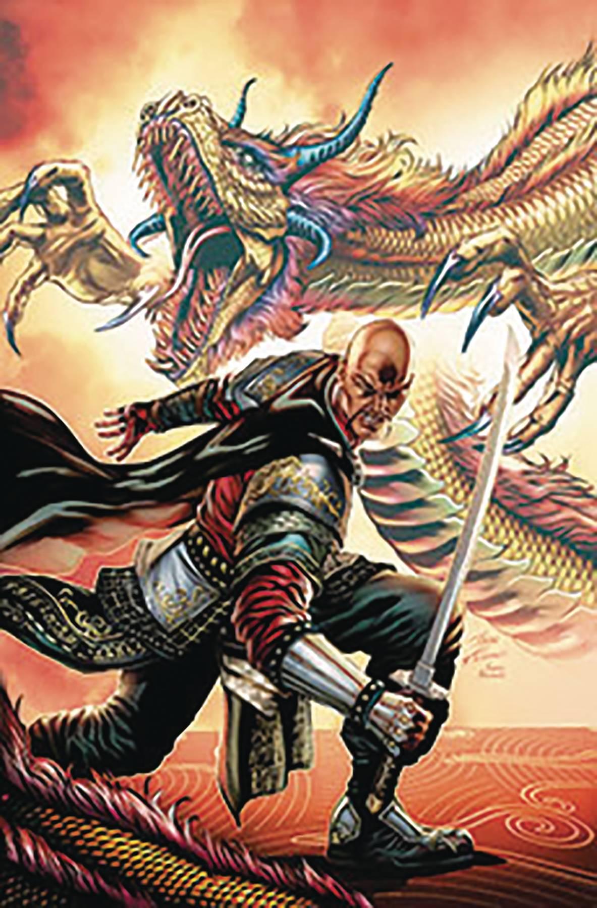 Shang #1 (2020)